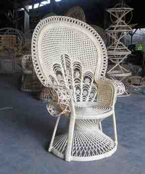 Nigia Peacock chair for sale