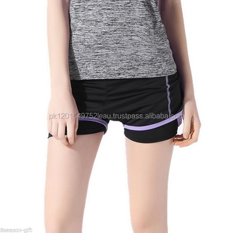 Activewear Women OEM Tennis Sports Shorts Splash Shorts