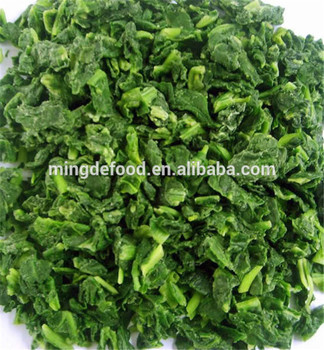 Good quality fresh spinach
