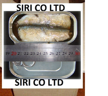 125g Canned Sardine in Brine Fish