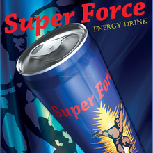 Energy Drink 250ml Co2 Canned