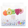 Wholesale fruit creative children Birthday Candles