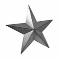 Galvanized Iron Metal Barn Stars
