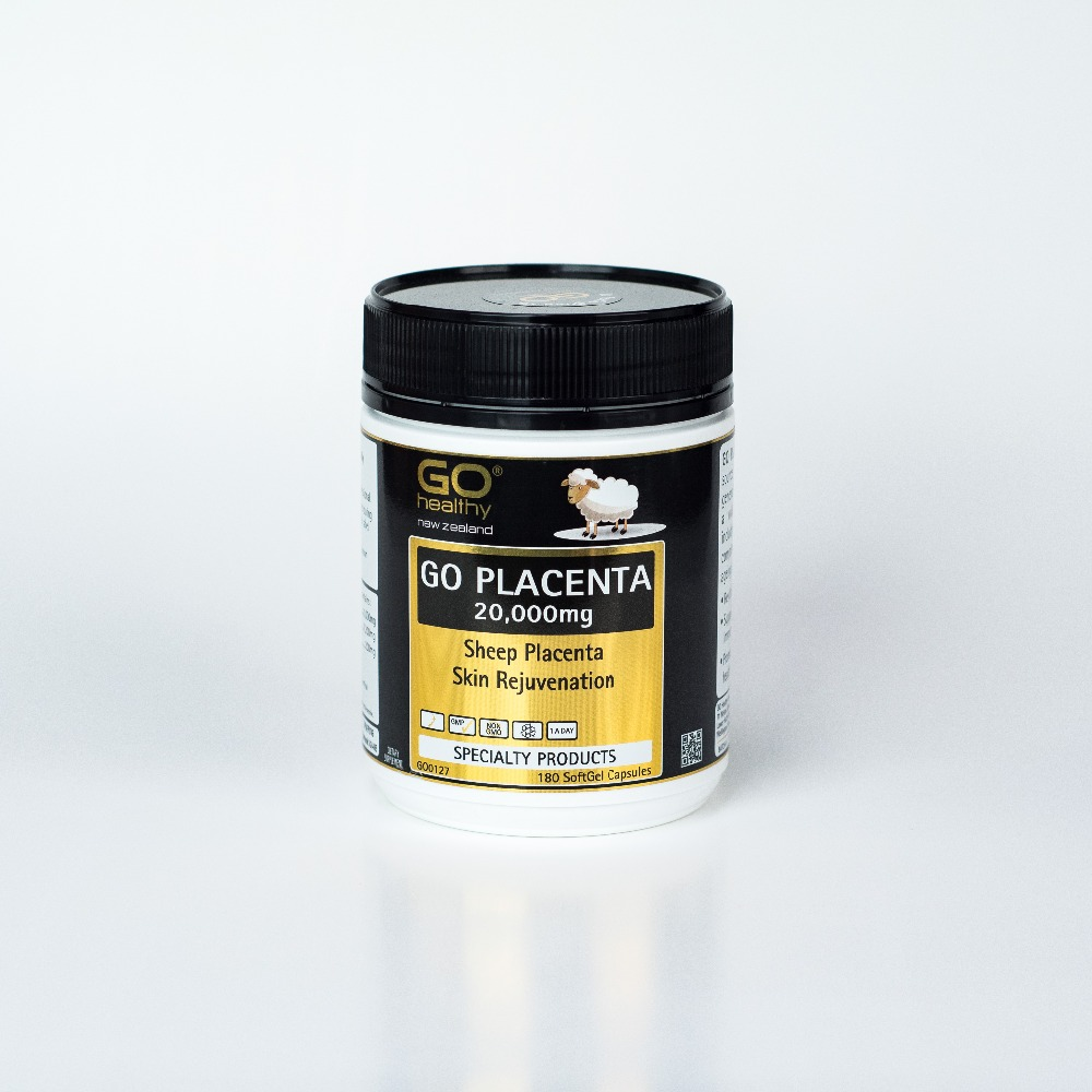 New arrival new zealand Go Healthy Go Placenta
