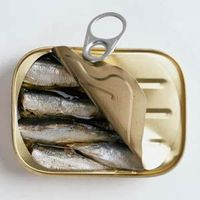 Canned Food,Markerel, Canned Sardine in Vegetable Oil