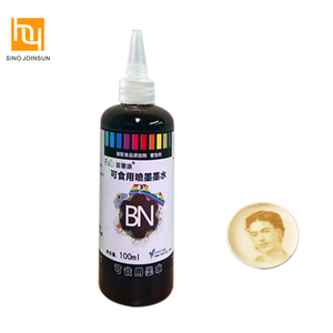 Health Edible Ink Refill Kits CMYK Multi Color Printing Set