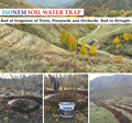 ISONEM SOIL WATER TRAP AGRICALTURAL USAGE WATER RETENTION POLYMER