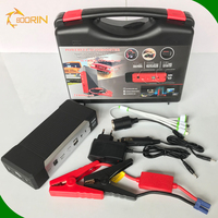 super capacitor 12000mah lithium jump starter Mini multi-function emergency tool kit car portable powerbank multi jump starter