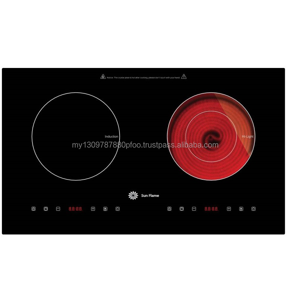 Wholesale Cooking Induction Ceramic Hobs
