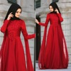 NEVA STYLE Red Evening Dress