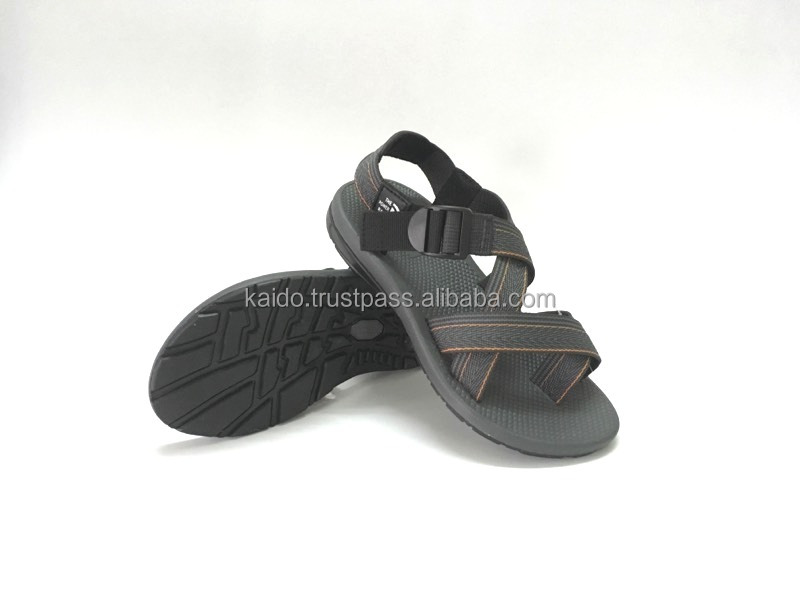 Flat sport sandals shoes for children