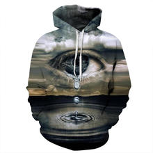 new design Sublimation printed hoodies cool custom all over printed hoodie sweatshirts / Customized Cotton / AT NOKI
