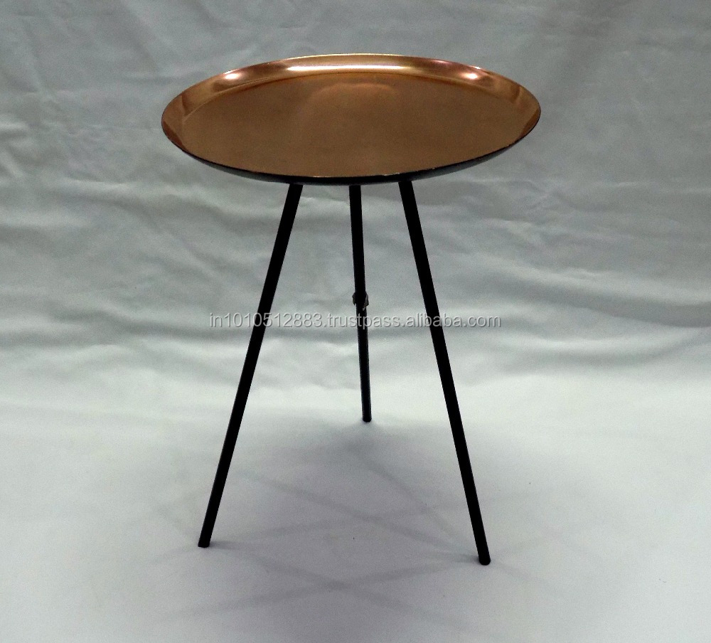 Iron Metal durable and decorative stool