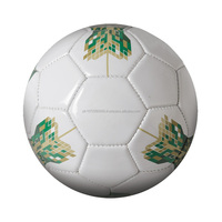 TPU,PVC Leather Laminated Promotional Soccer Football Ball