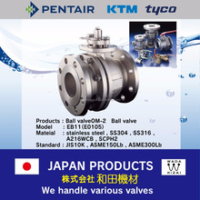 Reliable and rubber gasket cylinder head PENTAIR VALVE with Hi Quality