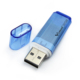 USB Style flash drive with logo sticker printing