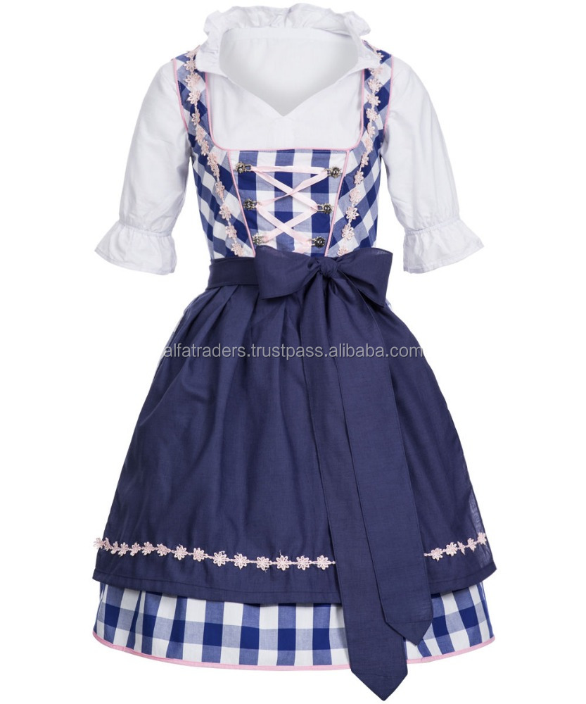 traditional dirndl dresses