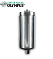 OLYMPUS+ Shower Filter Stainless Steel System Charcoal & Antimicrobial Copper