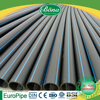[EUROPIPE] Drainage Plastic PE 100 HDPE pipe and fittings 140 mm PN 8