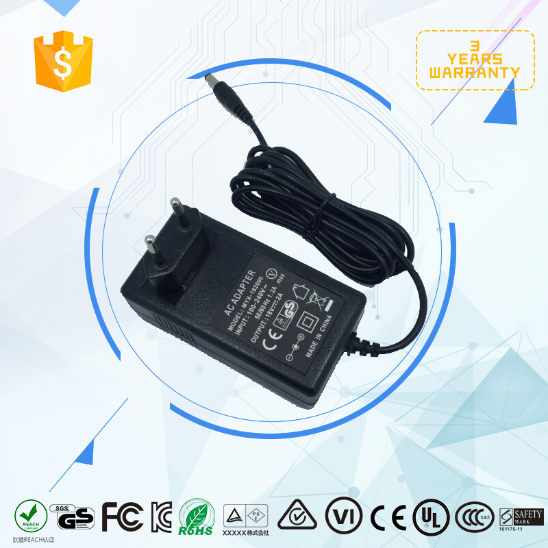 universal power supply adapter 12V 4.16a ce ul 12Vdc 4.16amp 50W ac dc adaptor