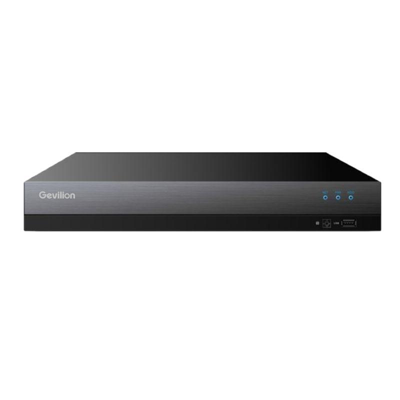 4CH 5-IN-1 DVR HD-TVI HD-CVI AHD ANALOG 960H IP HD 1080P 2MP CCTV SURVEILLANCE