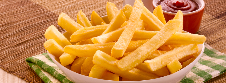 High Quality Fresh and Delicious Frozen french fries
