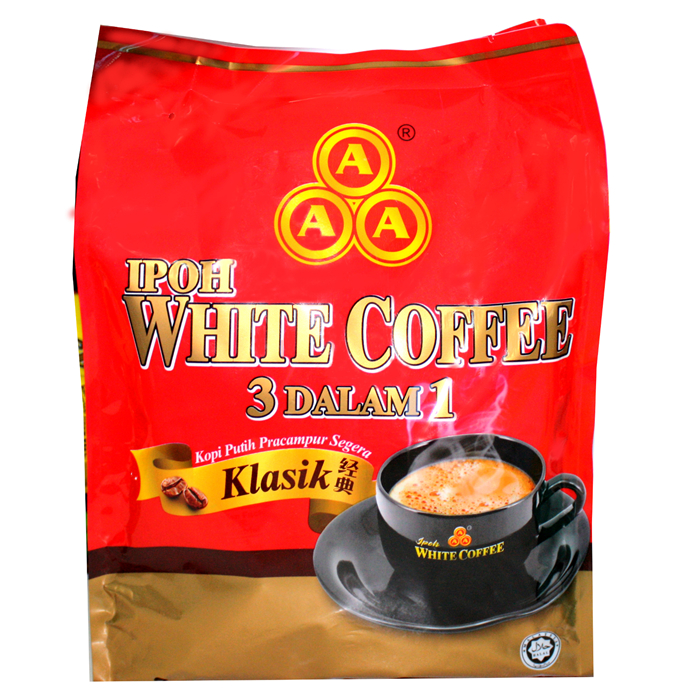 Singapore Food Suppliers 3A Ipoh White coffee