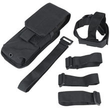 Tactical Butt Stock Mag Pouch BLACK 5.56mm .223cal AR-15 Rifle