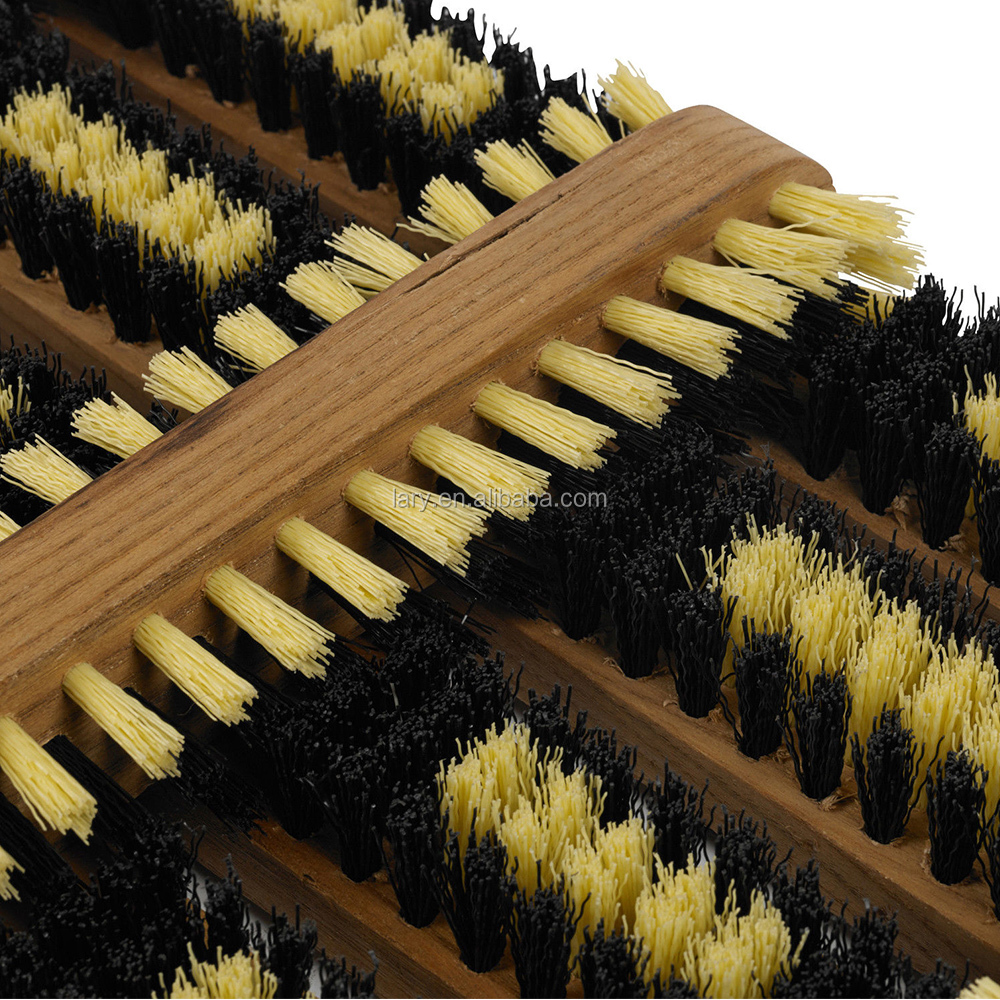 Professional Indoor Outdoor Shoe Brush Boot Scraper Brush