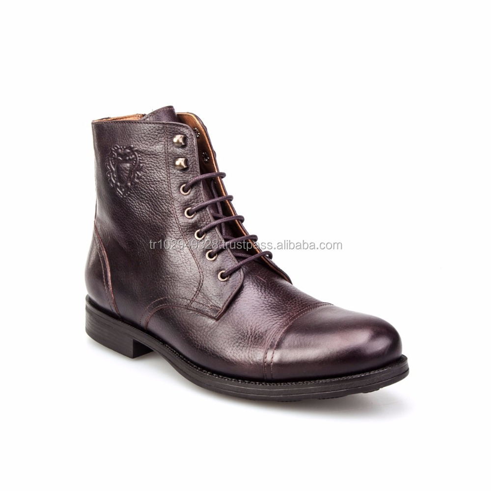 Leather Men Casual Boots 3193748