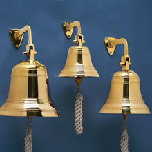 Best Quality Solid Brass Chruch / Ship Bell