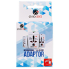 All in One Universal Multipurpose Travel Adapter Worldwide Used