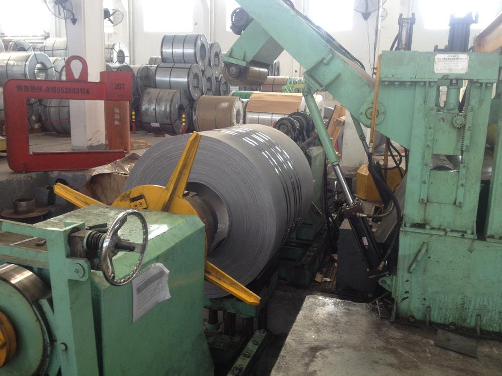 JIS SUS420J2 / No.1 stainless steel coils, hot rolled, annealed