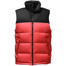 fashion boys and men winter jacket sleeveless down jacket vest for boys high quality stylo winter jackets
