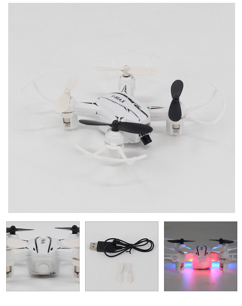 Infrared 6 axis gyro rc quadcopter toy race drone for kids