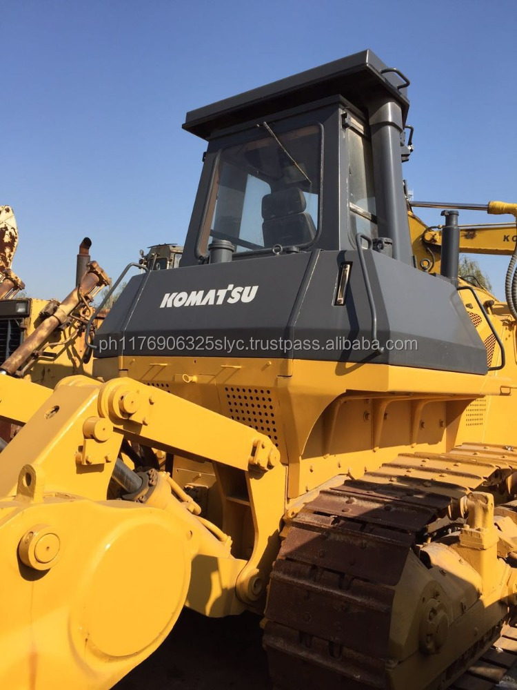 Good Condition used bulldozer komatsu D85, komatsu D80, D155 bulldozer