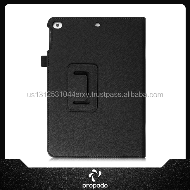 Low Price OEM Accepted Protective Shell Leather Case For Ipad Air