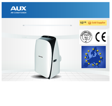 FIXED PRICE! Air Conditioner AUX Elite portable home use floor standing COOL & HEAT EU Poland 12000 btu low noise
