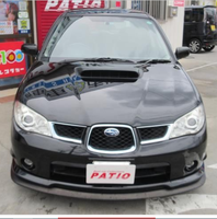 2007 Balck low mileage used Subaru imprezza WRX Used Car Leading Car exporter Lead Solution Japan