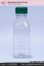 Plastic bottle 200 ML for MINERAL WATER/JUICES & multipurpose uses made from 100% virgin pet preform