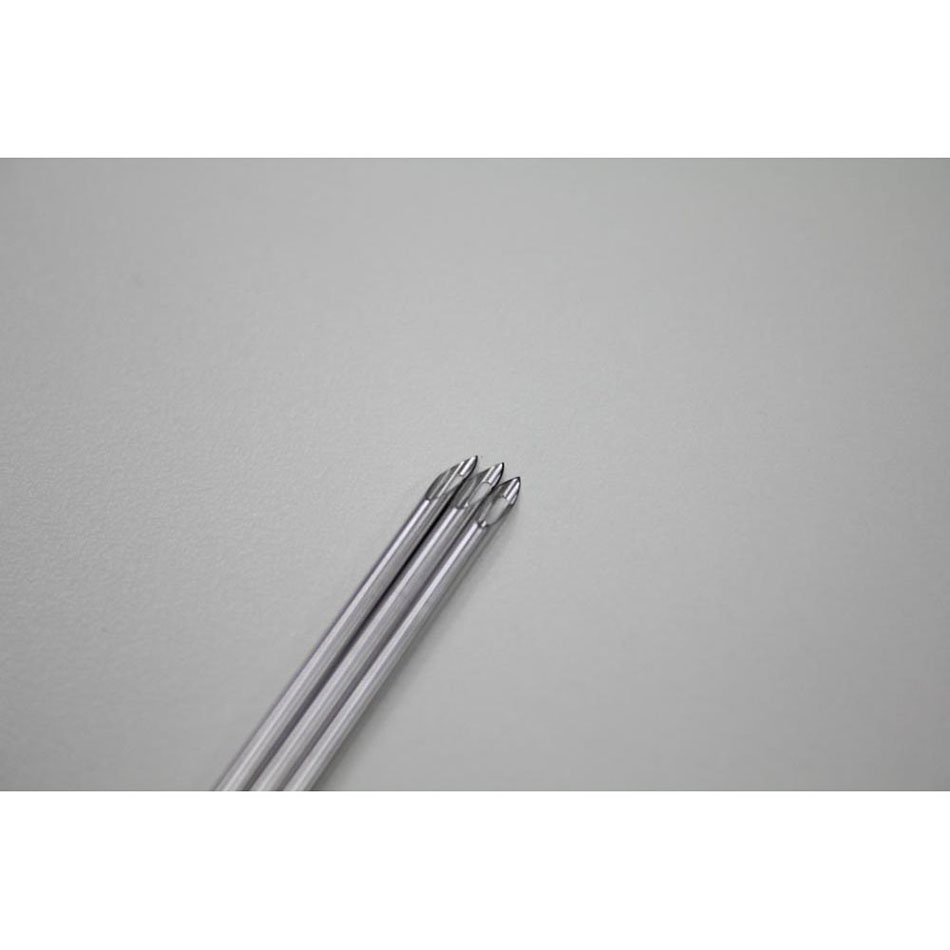 Good quality bending needle with irrigation needle tips oem acceptable