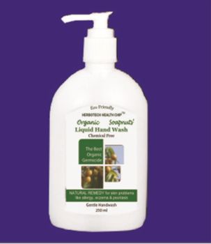 ORGANIC SOAP NUTS' HAND WASH