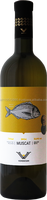 Muscat Mediterranean Club - semi dry white wine