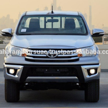 2017 Model Hilux Double Cabin Pickup 2.4L 4X4 Automatic