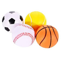 Mini beach Soccer Balls soft touch foamy material