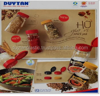 PET jar #DuyTan plastics in Vietnam