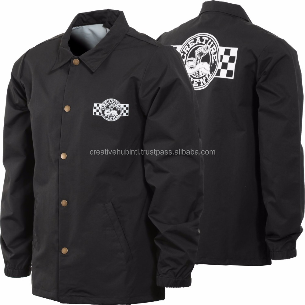 my quality coach jackets men's clothing