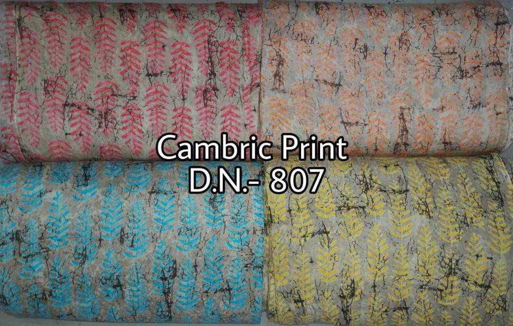Cambric Cotton