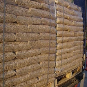Wood Pellets 6mm with High Calorific Value