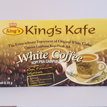 Original Instant White Coffee with HALAL certificate